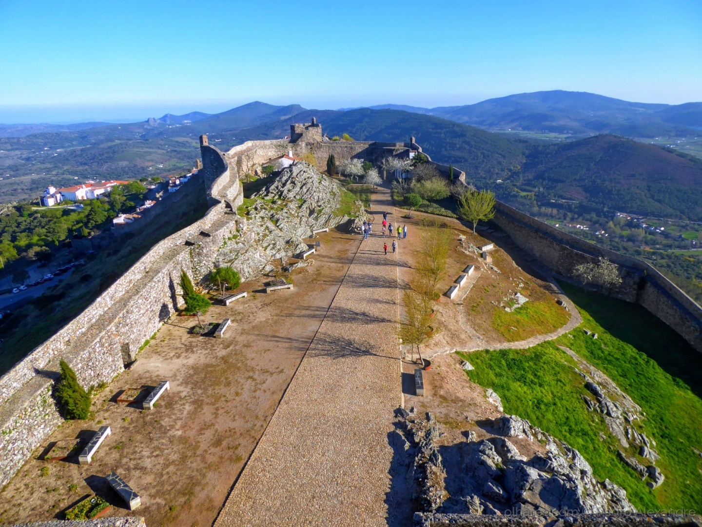 História/Castelo de Marvão