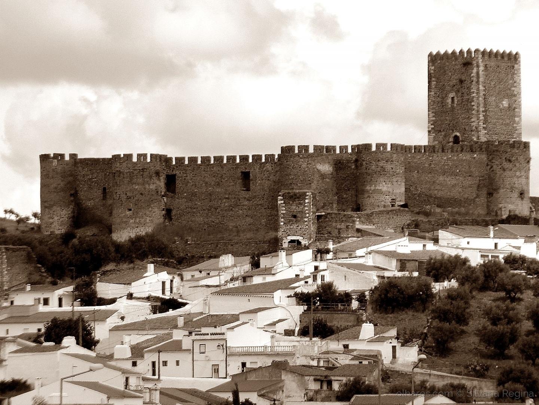 Paisagem Urbana/Castelo de Portel