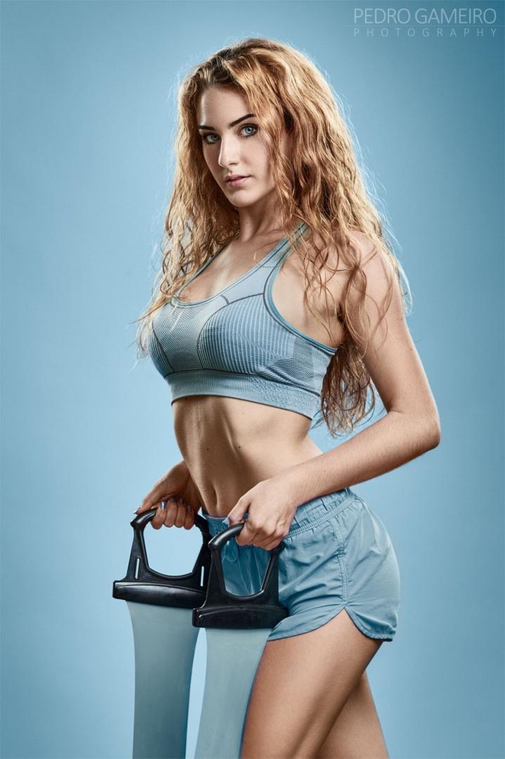 Retratos/Sport Blue