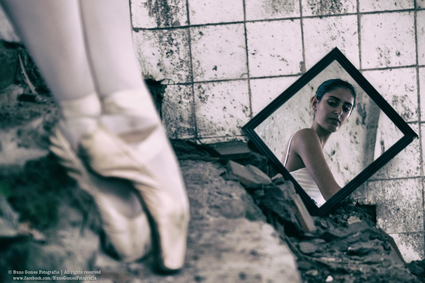 Retratos/Profissão - Bailarina