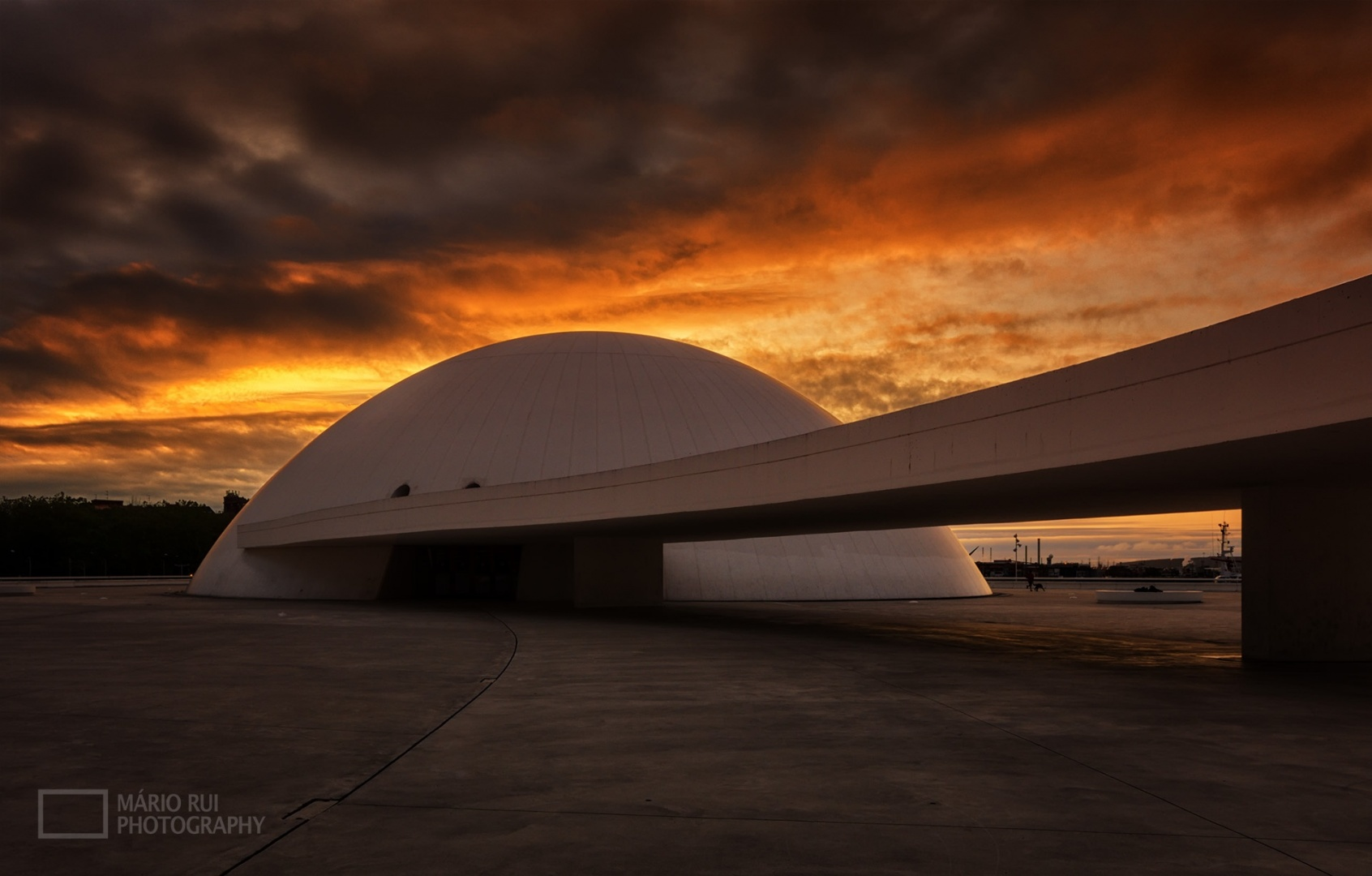 Paisagem Natural/Niemeyer Sunset
