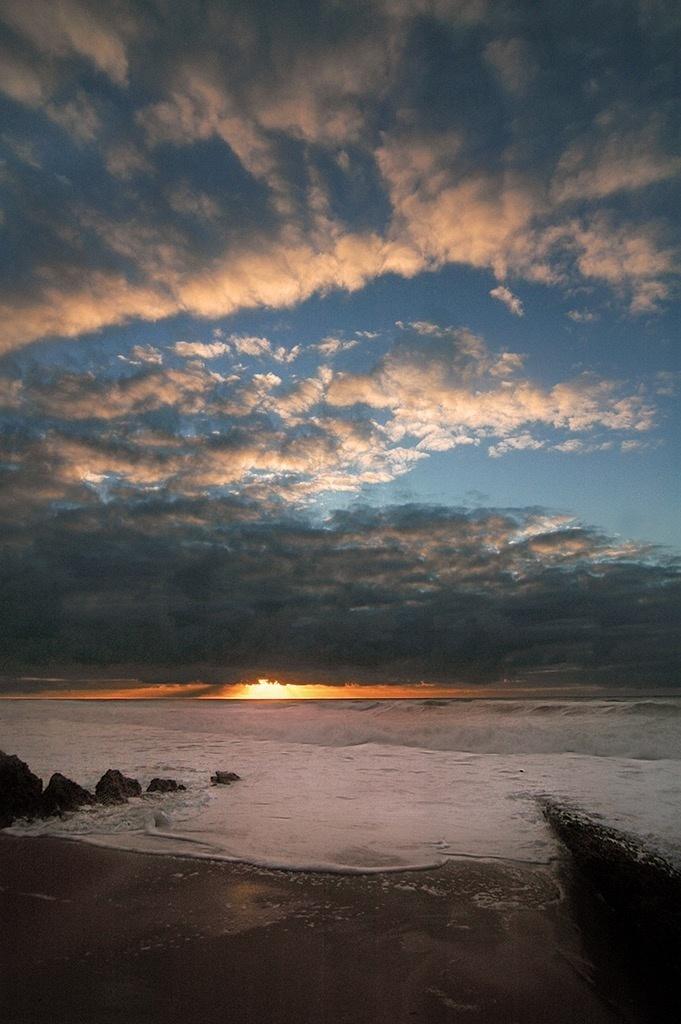 Paisagem Natural/Ninguém resiste a disparar sobre o pôr-do-sol