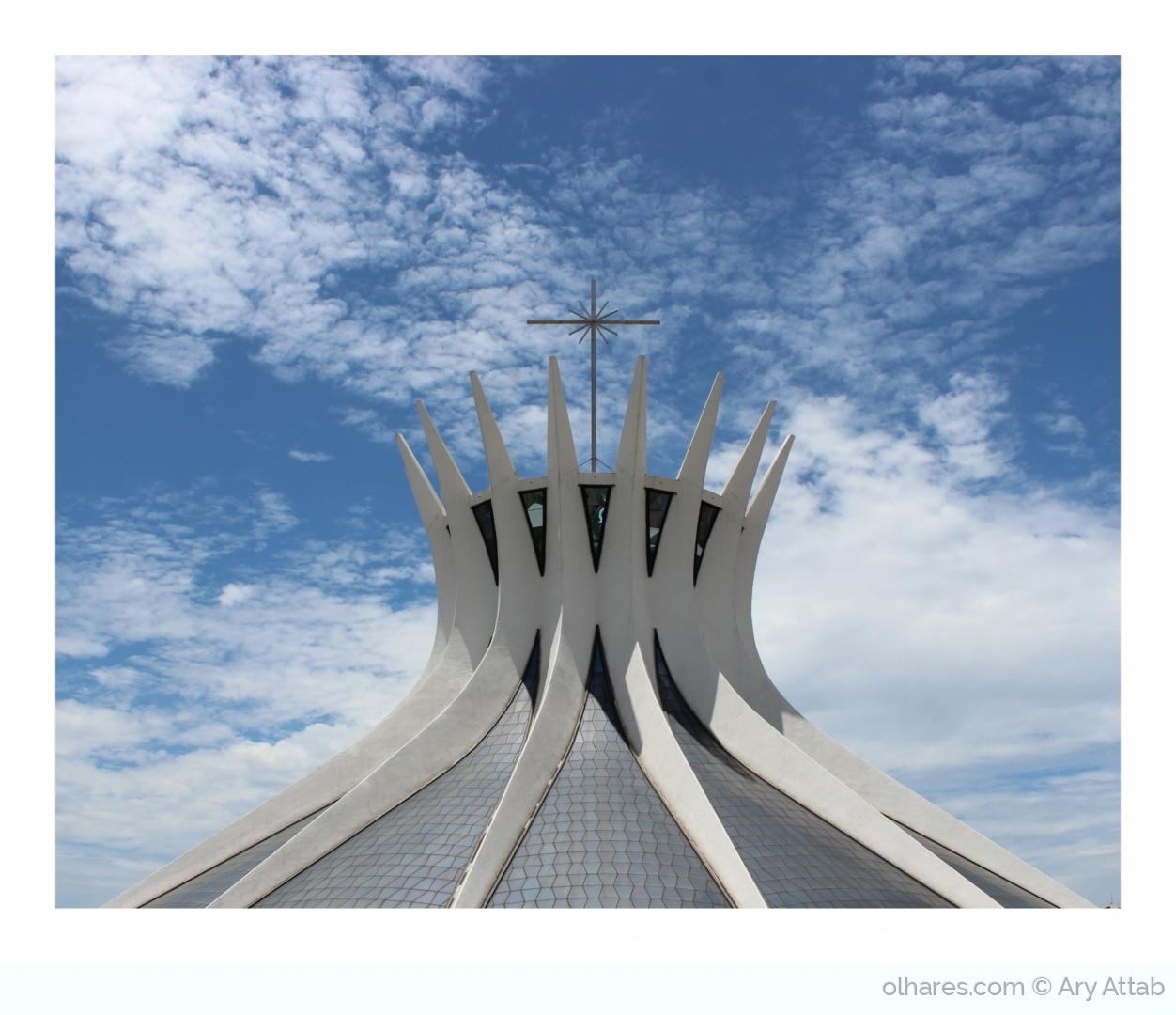 Paisagem Urbana/Catedral de Brasília