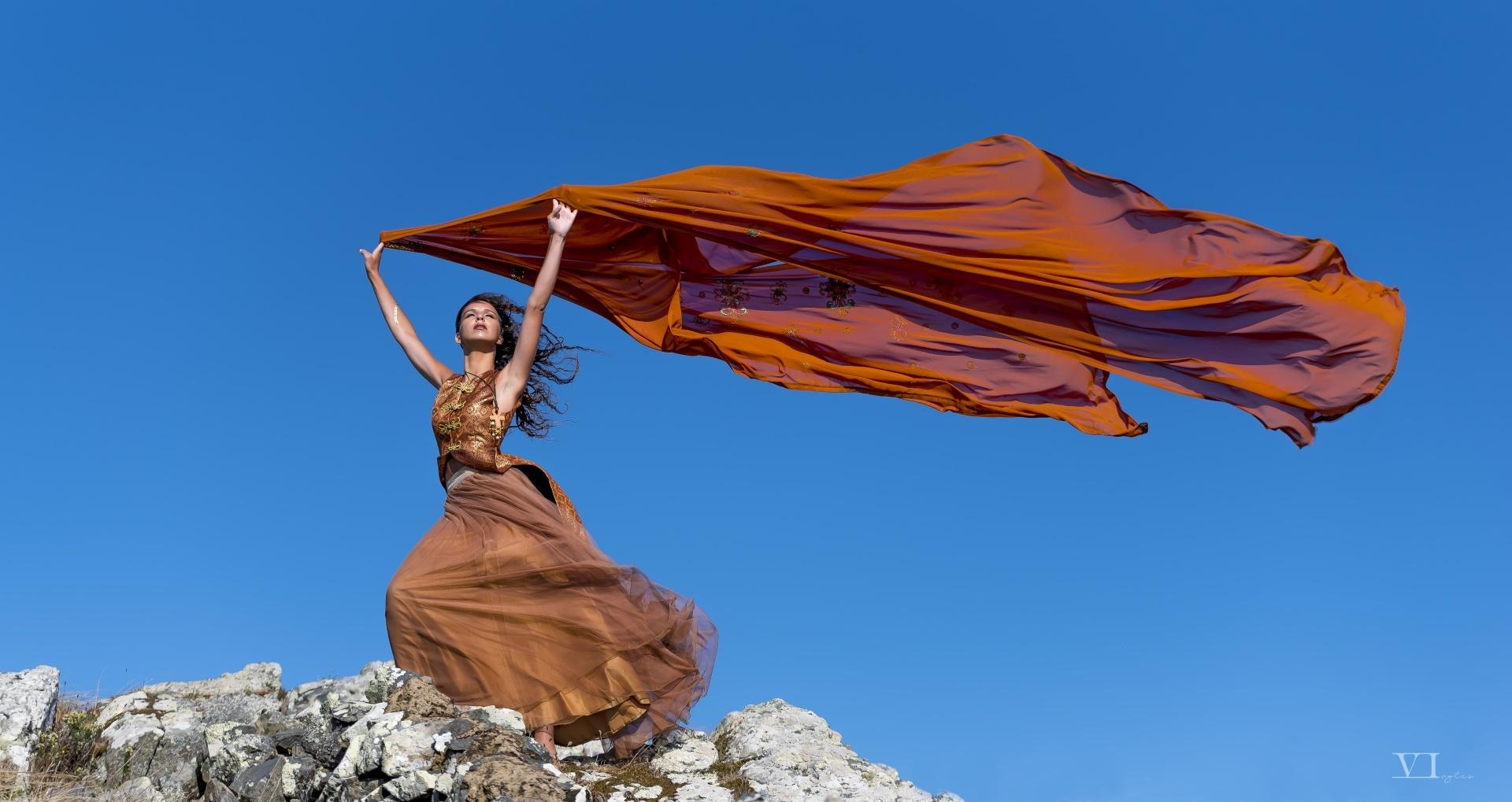 Retratos/Limiar do vento