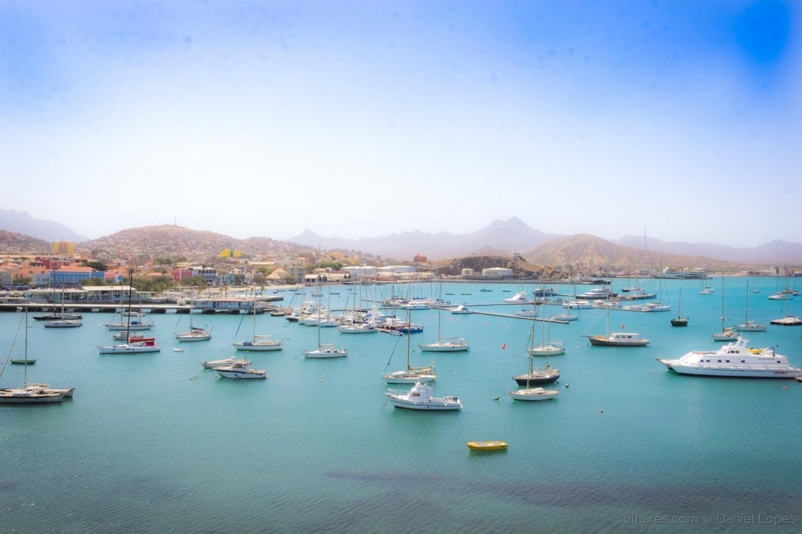 Gentes e Locais/Marina do Porto Grande - São Vicente