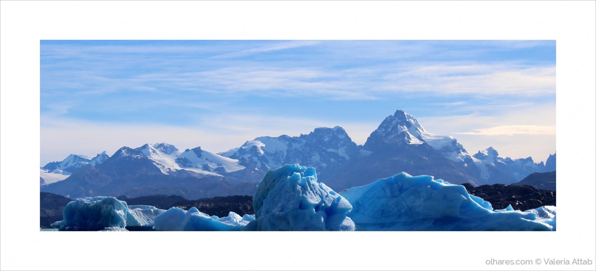 Outros/Montanhas azuis...