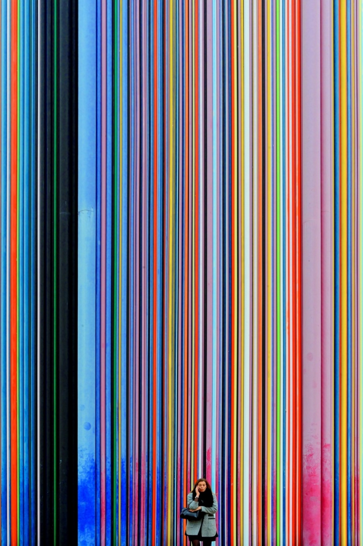 Abstrato/Phone call from the barcode