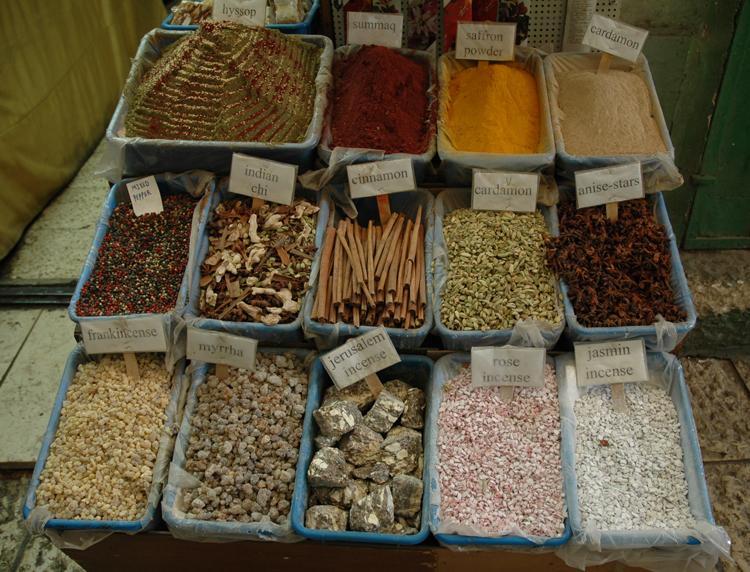 Outros/Mercado em Jerusalem