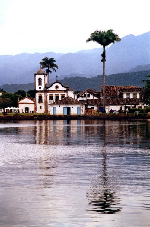História/Paraty Cidade Histórica