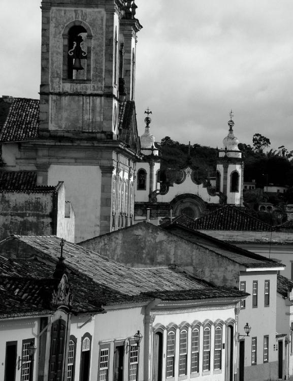 Paisagem Urbana/Carmo e Matriz