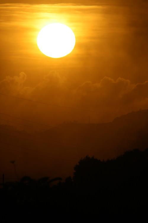 Paisagem Natural/Por de Sol