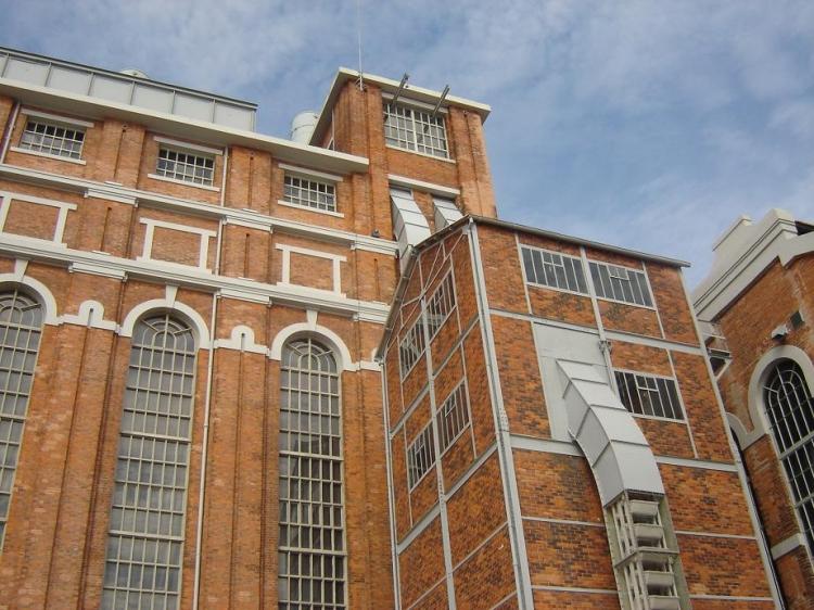 Paisagem Urbana/Museu da Electricidade