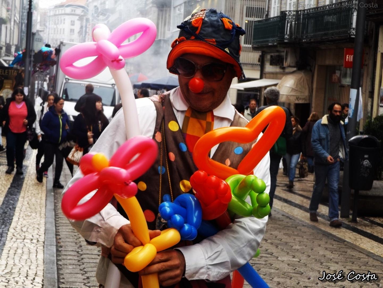 Retratos/o senhor dos balões