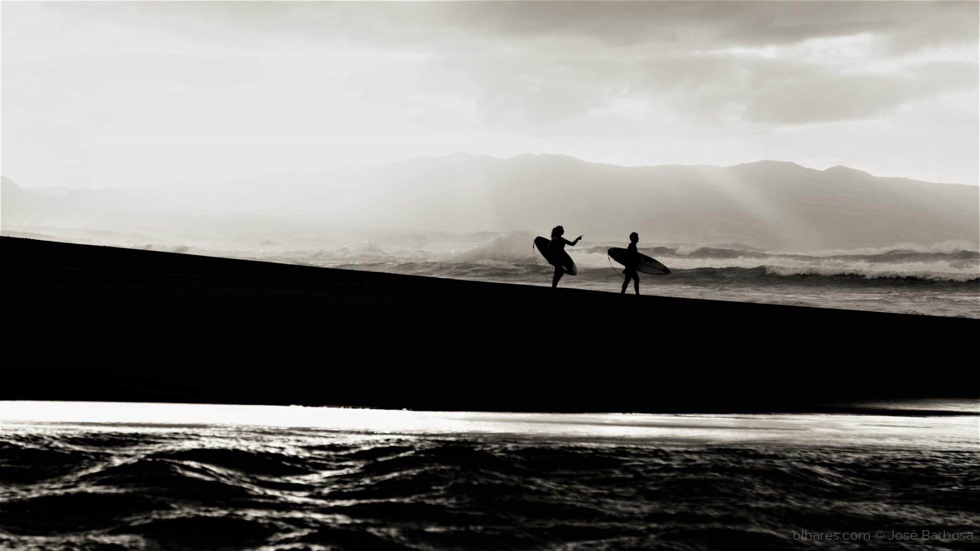 Desporto e Ação/O chamamento do mar das ilhas de bruma .