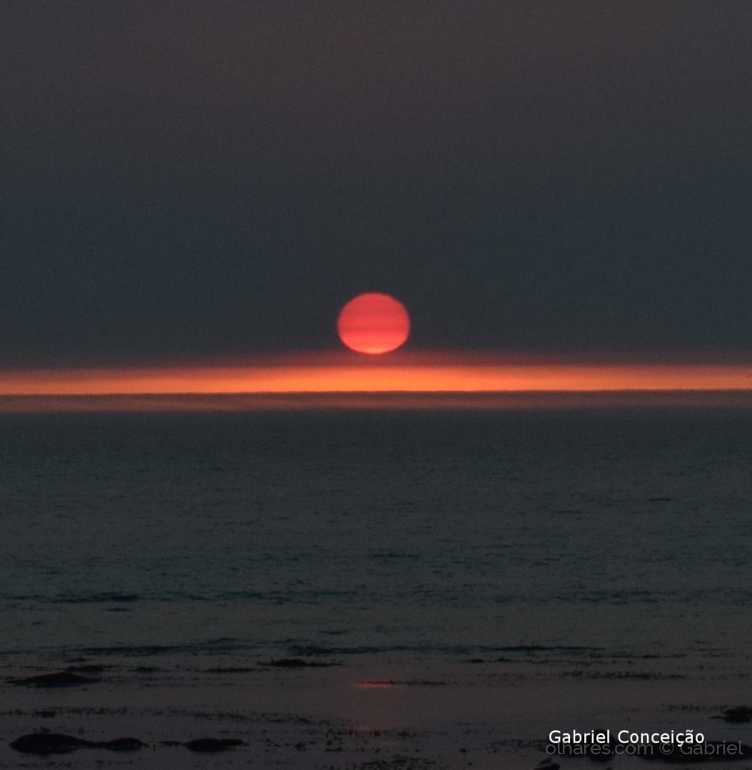 Outros/Pôr do sol em Labruge
