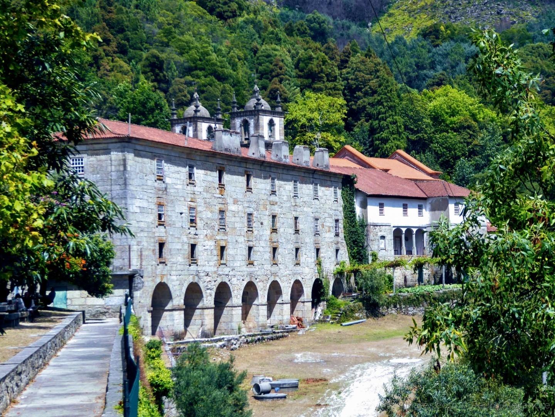 História/Santuário de N.ª Senhora da Abadia