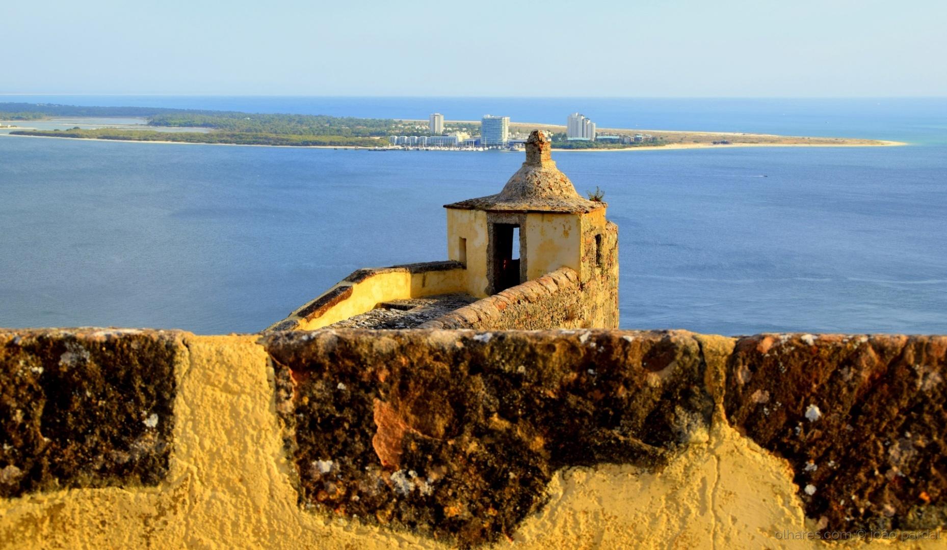 História/Forte de S. Filipe e Tróia à Vista