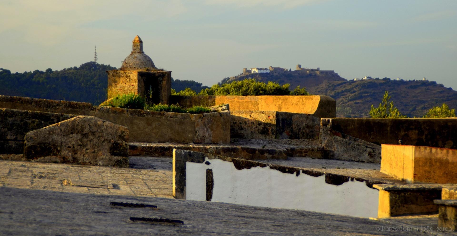 História/Forte de S. Filipe e C. de Palmela à Vista