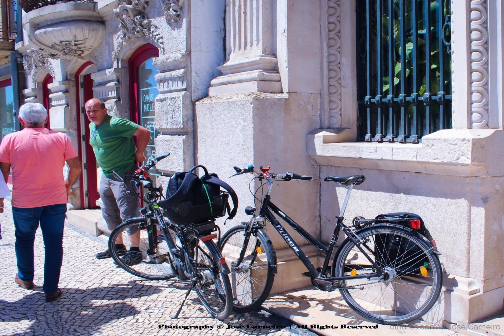 """Gentes e Locais/Photo #2243 - """"CICLOTURISMO ... Aveiro"""""""