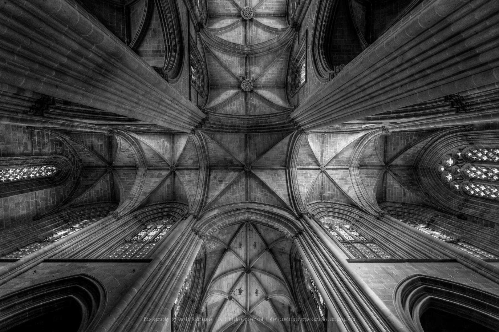 Paisagem Urbana/Mosteiro de Santa Maria da Vitória - Estudo n.1 (