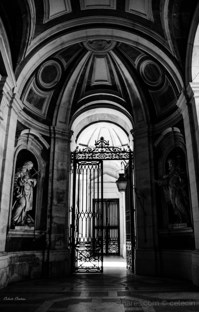 História/Convento de Mafra.