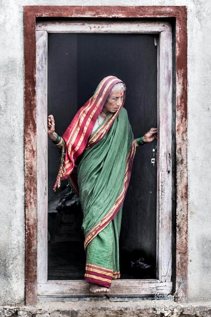 Gentes e Locais/Doors of India 006