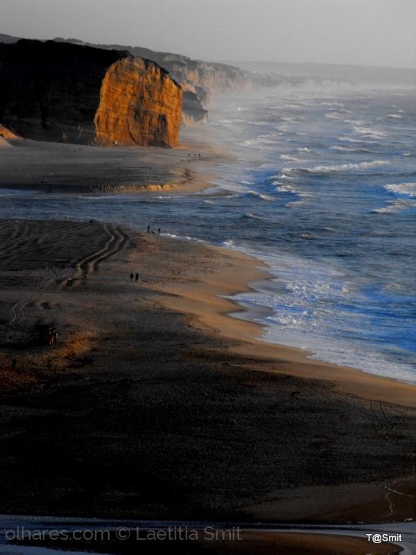 Gentes e Locais/Beach walkers