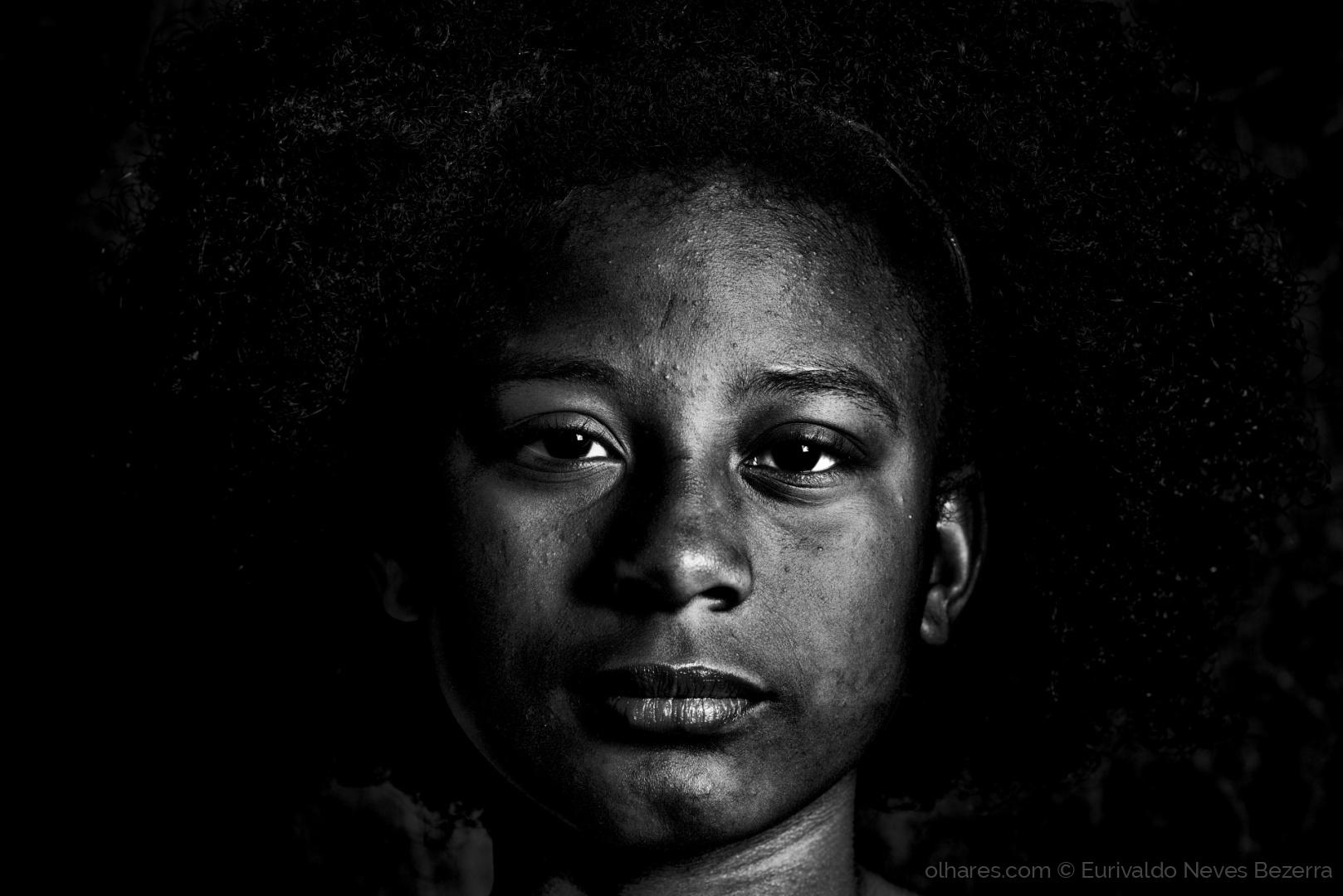 Retratos/Crianças sem Lar