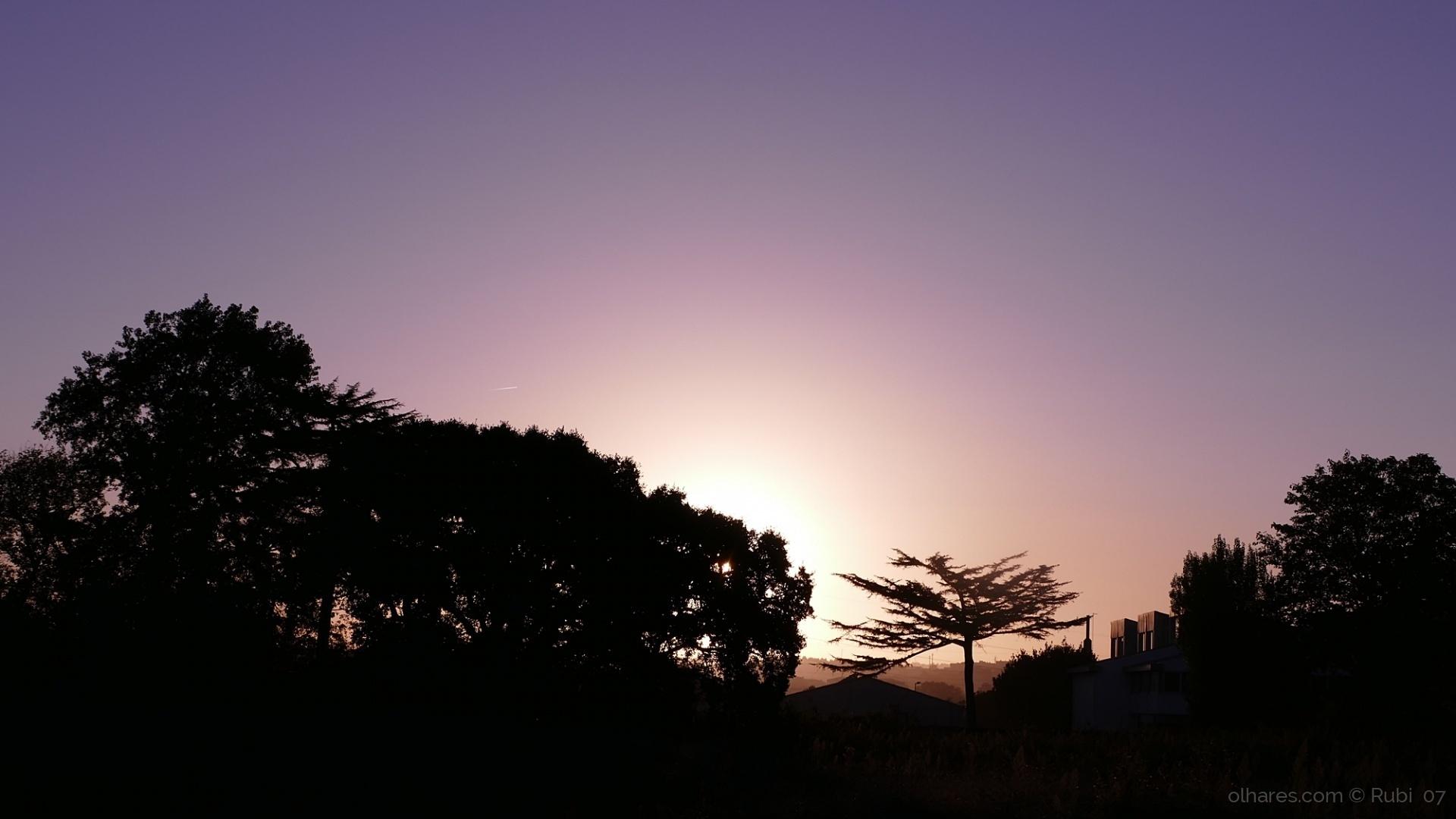Paisagem Natural/Nascer do Sol