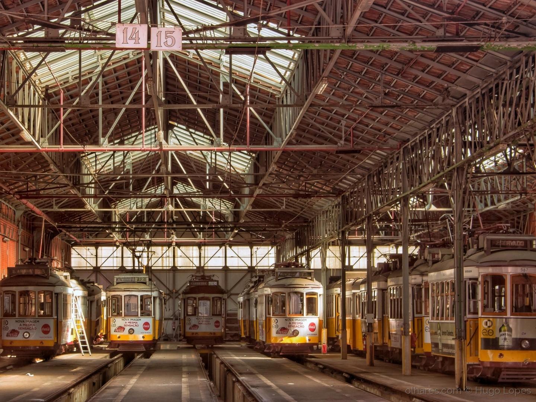 Paisagem Urbana/Garagem Histórica