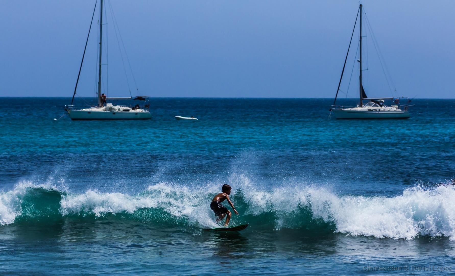 Desporto e Ação/Surfing in Santa Maria