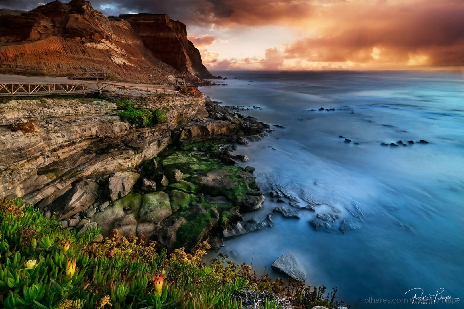 Paisagem Natural/Praia do Porto Barril - Ericeira