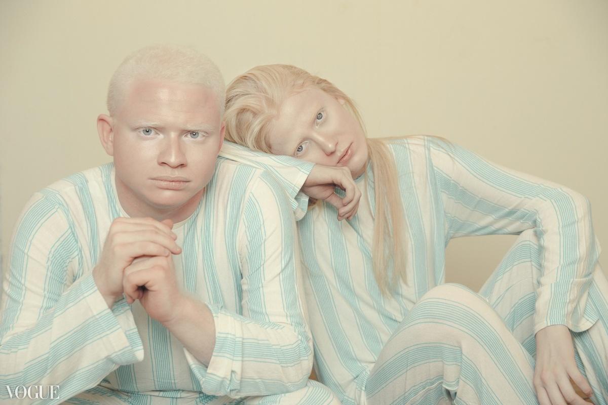 Retratos/Pijamas