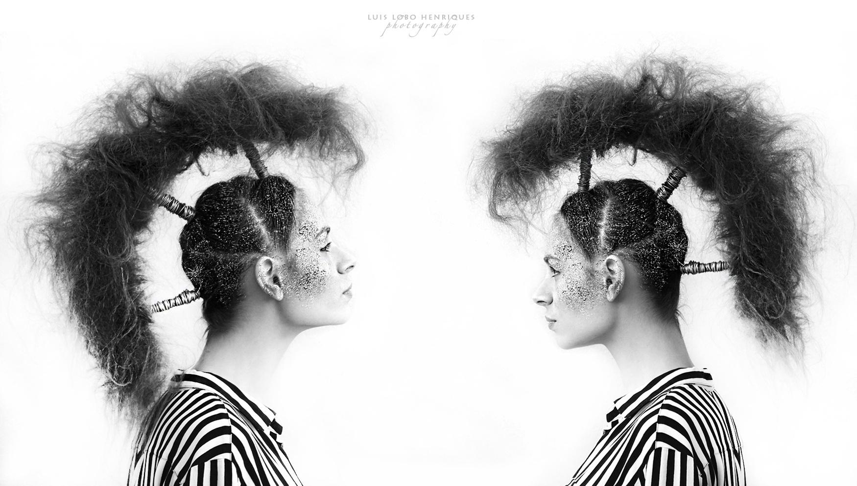 Moda/twin hair