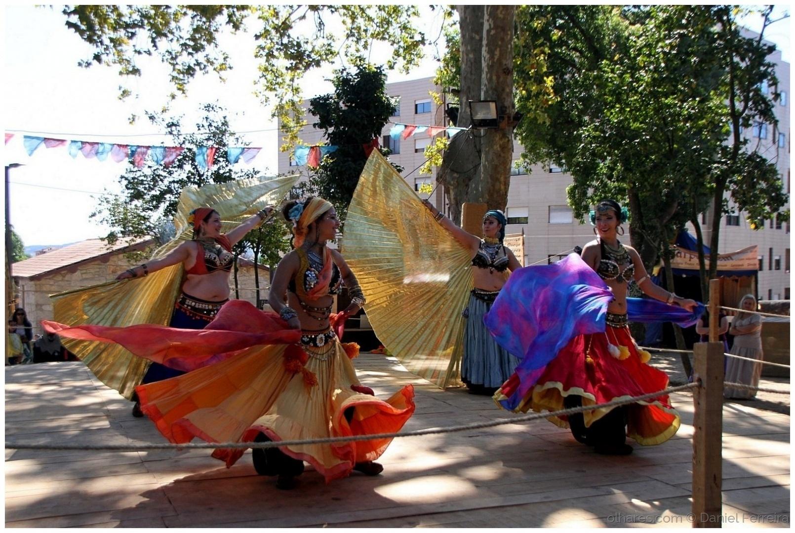 Espetáculos/Danças Medievais