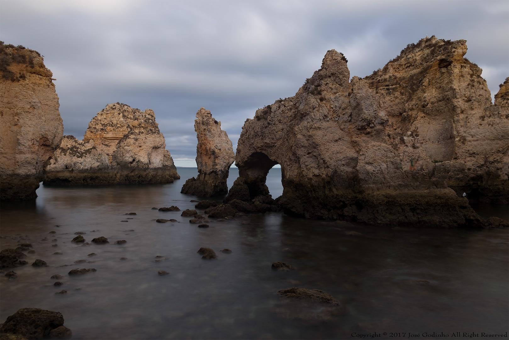 Paisagem Natural/Ponta da Piedade - Algarve