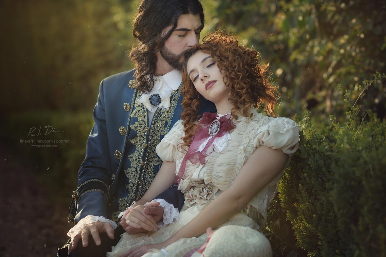Retratos/Love in the Real Garden