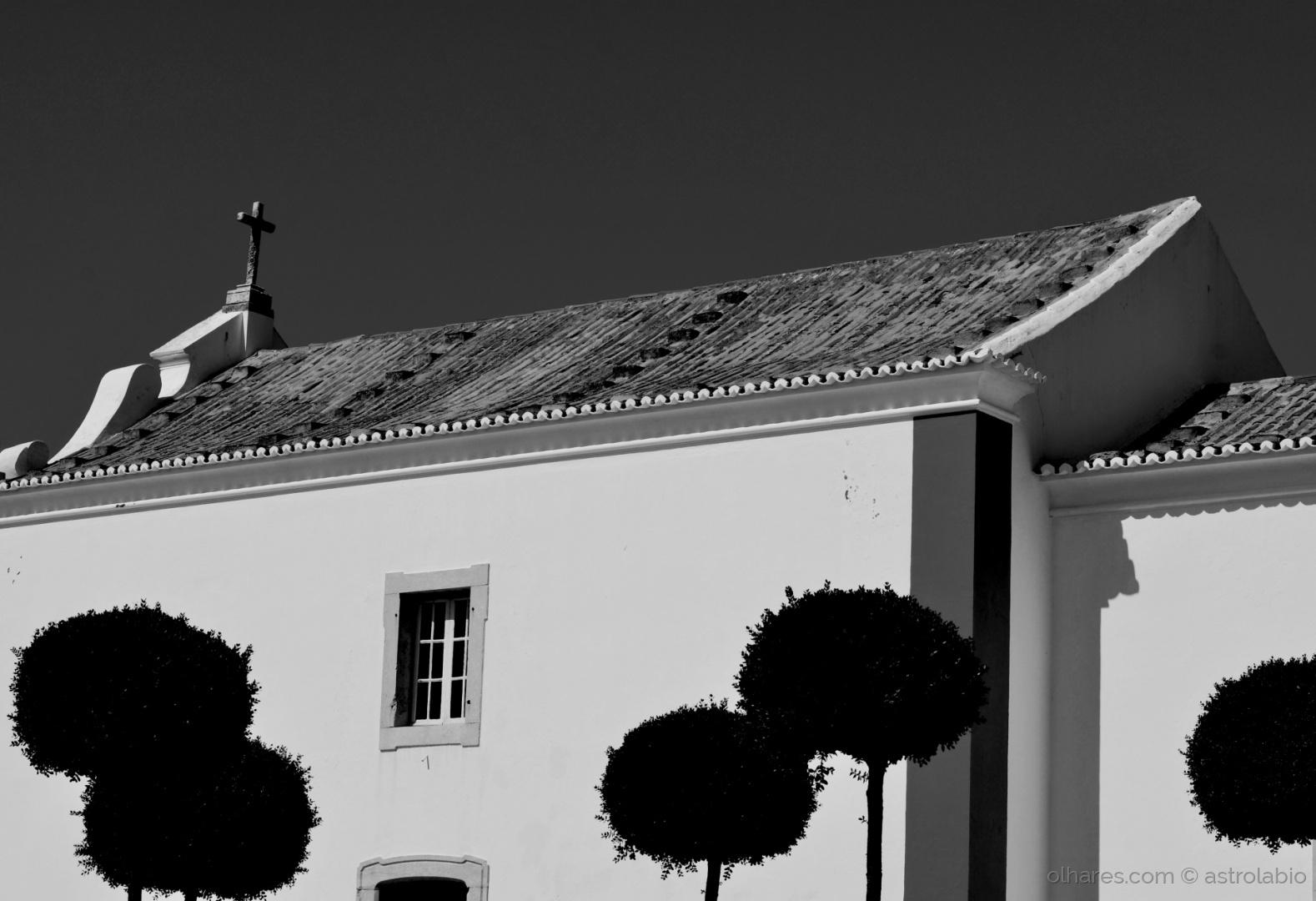 Paisagem Urbana/Ericeira.... Linhas e sombras