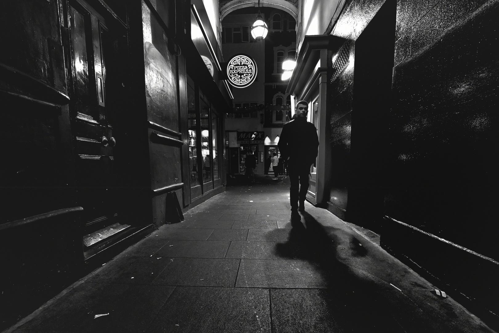 Gentes e Locais/Night time