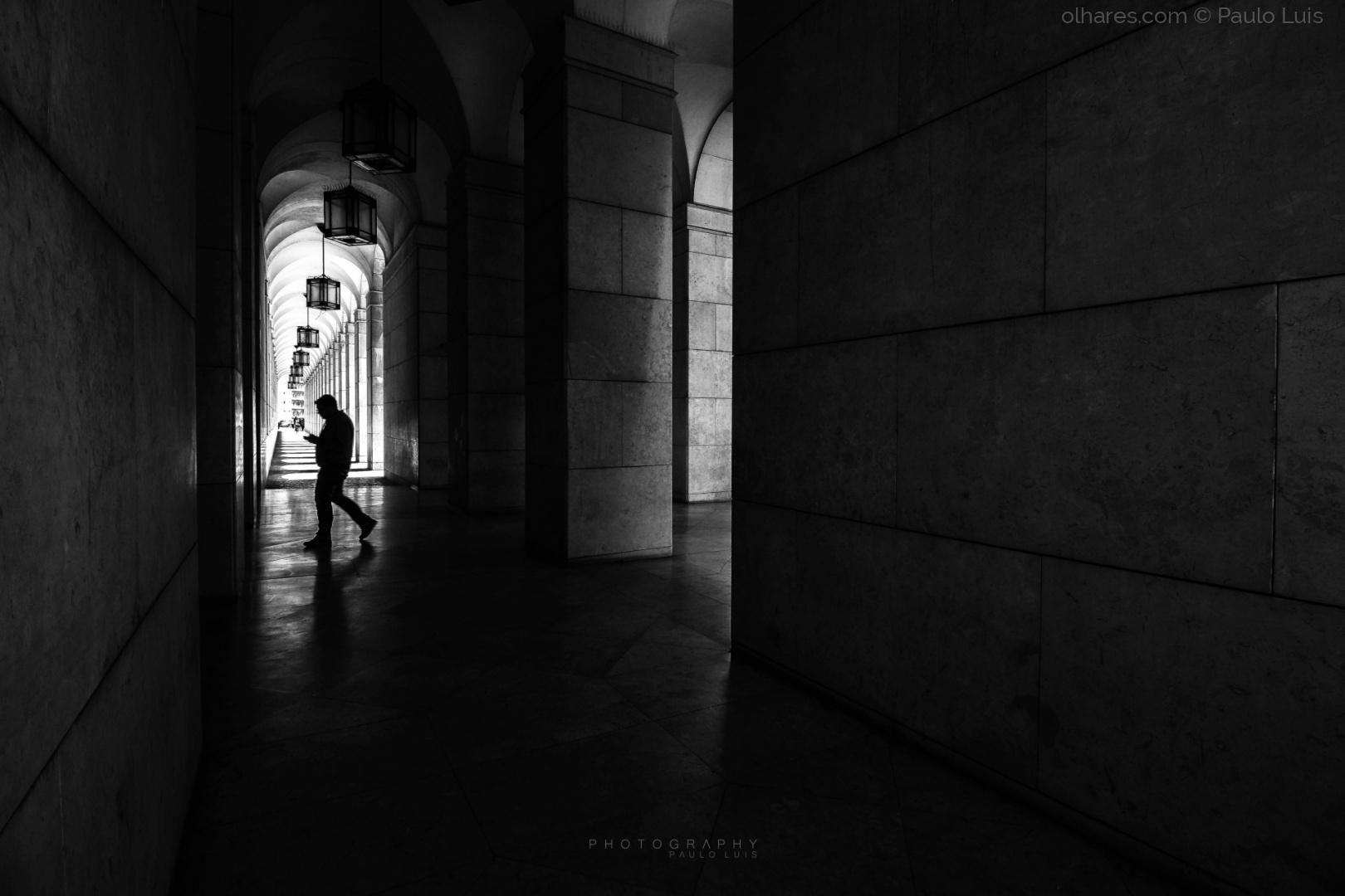 Gentes e Locais/caught in the light