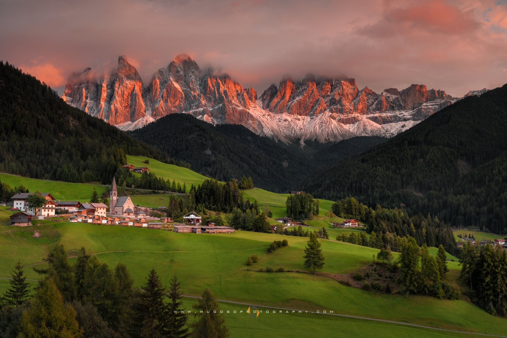 Paisagem Natural/From Italy with love