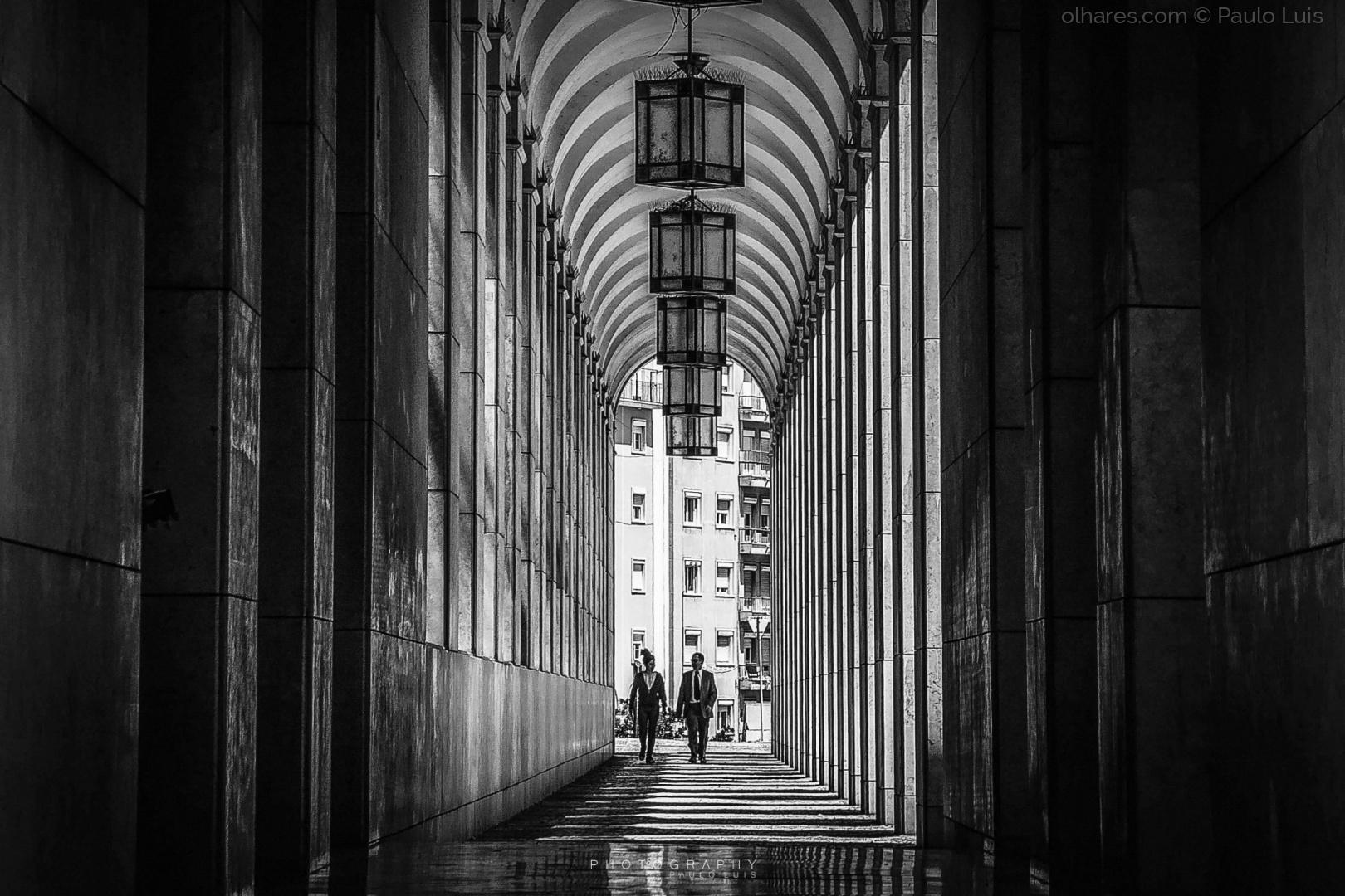Gentes e Locais/Walkway...