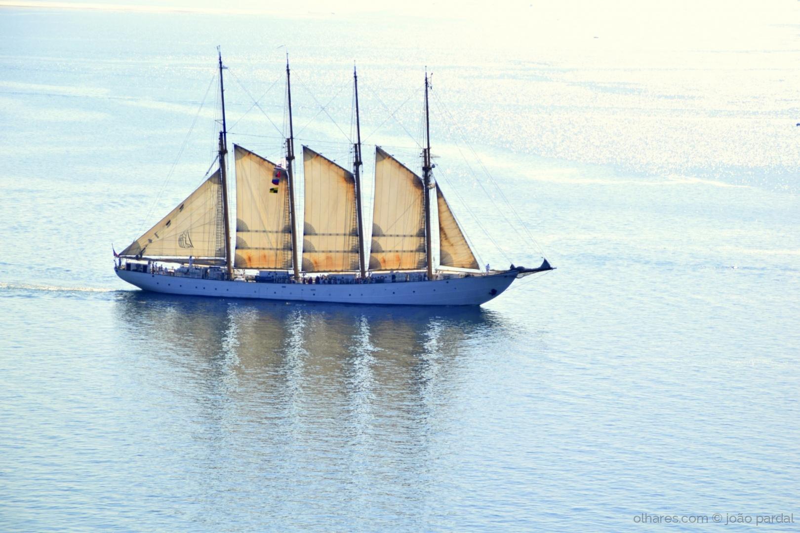 História/O Criola - Semana do Mar