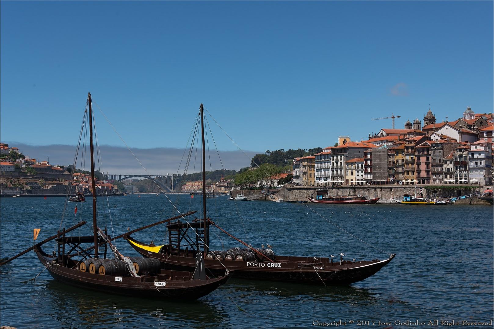 Paisagem Urbana/Porto Cruz - Um clássico