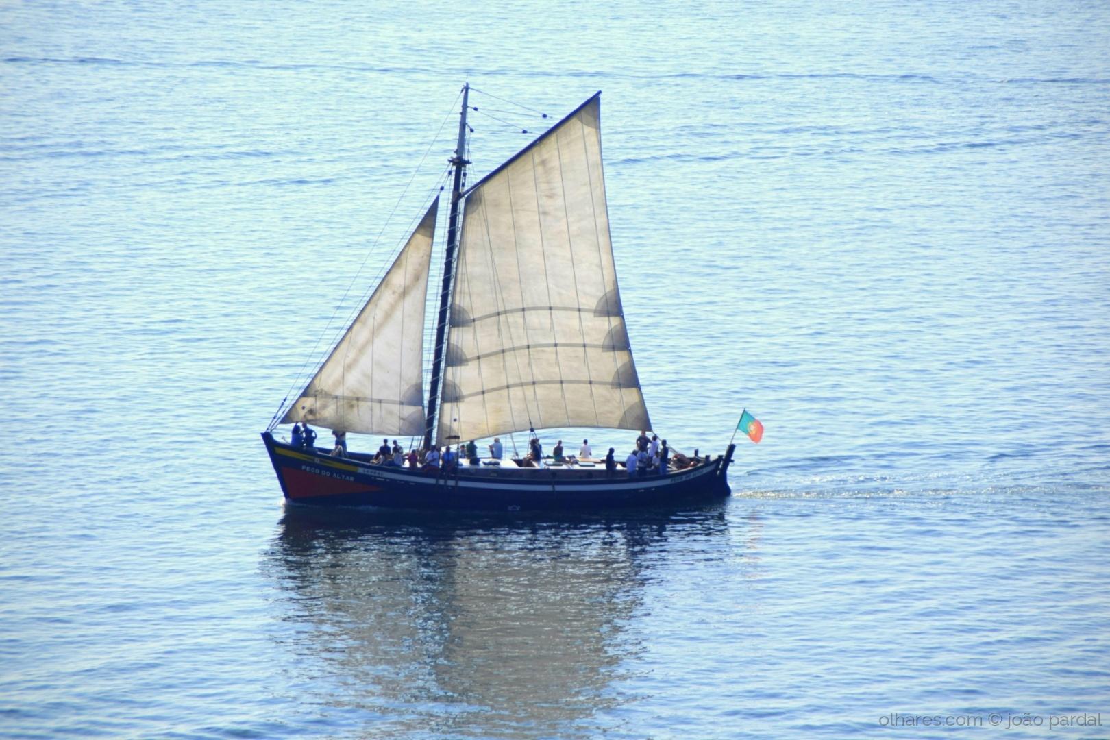 História/Galeão do Sado - Semana do Mar