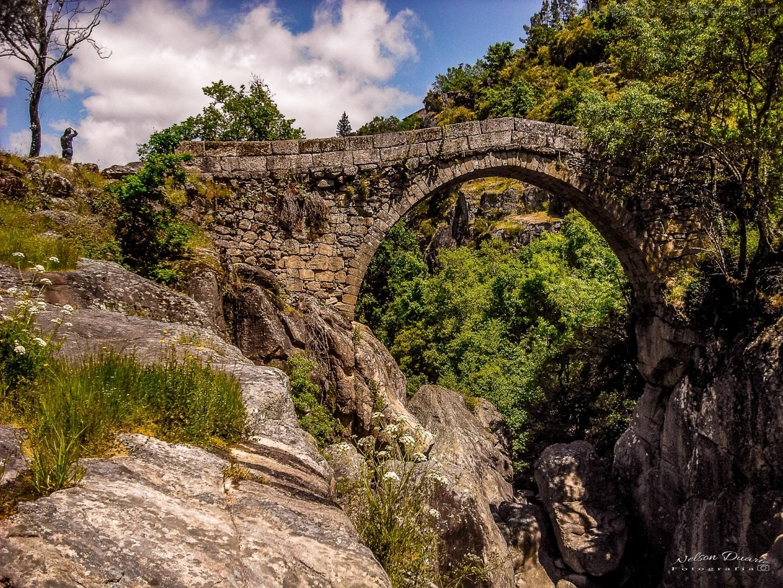 Paisagem Natural/Ponte da Mizarela