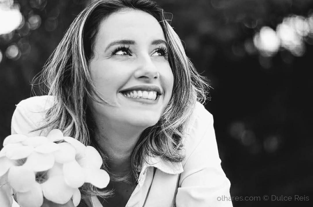 Retratos/Talita, ela é a felicidade