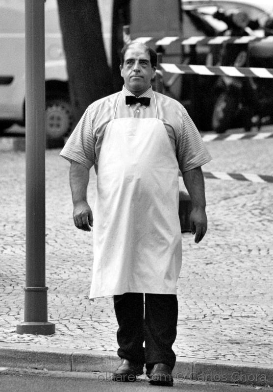 Retratos/O pasteleiro