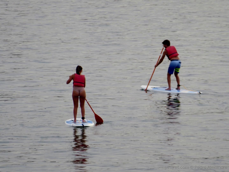 Desporto e Ação/Um bom dia para praticar Paddle