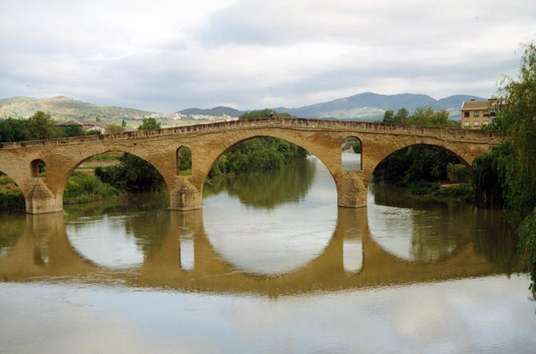 Paisagem Natural/Puente la Reina